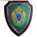Щит с эмблемой Пограничной службы ФСБ России