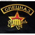 "Футболка с вышивкой СПЕЦНАЗ ""Боевая единица"""