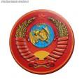 Магнит рельефный Герб Союза Советских Социалистических Республик