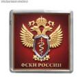 Магнит рельефный ФСКН России