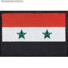 Нашивка Флаг Сирии