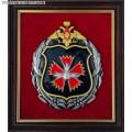 Плакетка Эмблема Главного управления Генерального штаба ВС РФ