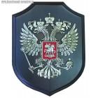 Щит с гербом России