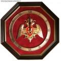 Часы настенные с эмблемой Росгвардии