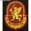 Нарукавный знак главного командования Росгвардии