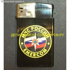 Зажигалка МЧС Росссии emercom