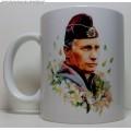 Фарфоровая кружка В.В. Путин