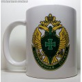 Кружка с эмблемой Пограничной службы ФСБ России