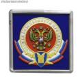 Магнит рельефный с эмблемой Службы безопасности Президента России