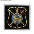 Магнит рельефный с эмблемой Восьмого управления Генштаба