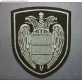 Нашивка на рукав ФСО России для специальной формы